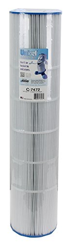 2) NEW Unicel C-7472 Clean & Clear 520 Cartridge Filter C7472 PCC130 FC-1978