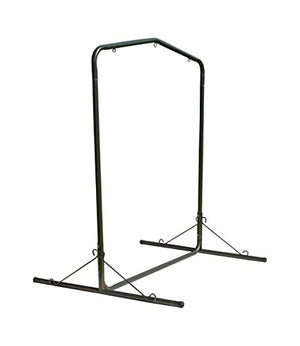 Pawley's Island Deluxe Steel Textured Swing Stand, Forest Green