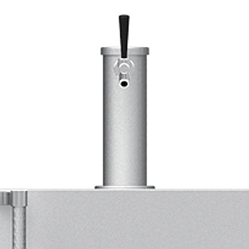 Hestan 24-inch 5.2 Cu. Ft. Left Hinge Outdoor Rated Single Tap Beer Dispenser - Gfdsl241