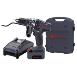 IQV20 1/2'' Drive Cordless Drill Kit with 1 Battery Cordless Drill - 20 Volt - One Battery Kit