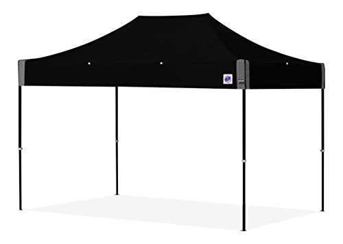 E-Z UP Speed Shelter Instant Shelter Canopy With Black