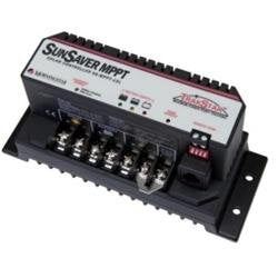 Morningstar SunSaver SS-MPPT-15L 15A Charge Controller w/ TrakStar
