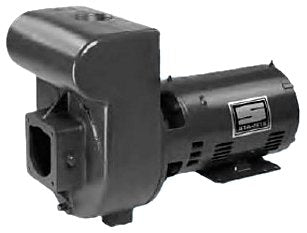Pentair DMJ-172 Single-Phase Medium Head D-Series Self-Priming Centrifugal Commercial Pool Pump, 230 Volt, 5 HP