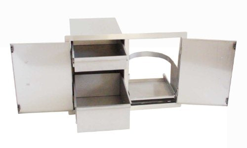 SUNSTONE A-LPDC Drawer Combo Tank Tray Enclosure