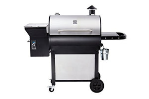 Kenmore Wood Pellet Smoker Grill with Stainless Steel Lid