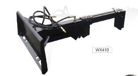 Value-Leader Skid Steer Upside Down 31-T 5 cylinder 24 Log Splitter. Hose connects,