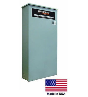 Streamline Industrial TRANSFER SWITCH Nexus LTS - Load Shedding & Svc Disc - 200 Amp - 120/240V - 1 Ph