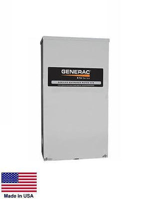 Streamline Industrial TRANSFER SWITCH Nexus Smart Switch - SE Rated - 400 Amp - 120/240V - 1 Phase