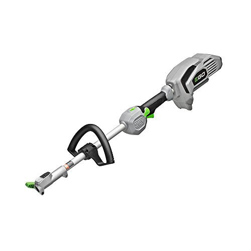 EGO Power Head and 15 in. 56-Volt Lithium ion Cordless String Trimmer w/5.0Ah Battery and Charger for EGO Multi-Head System