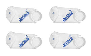 4) Pentair JV32 Letro Jet Vac Swimming Pool Cleaner Fine Silt Bag Replacements