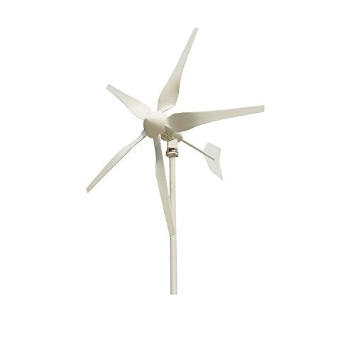 Tumo-Int 1000W 5Blades Wind Turbine Generator Kit with Wind Boosting Controller and Dump Load (48V)