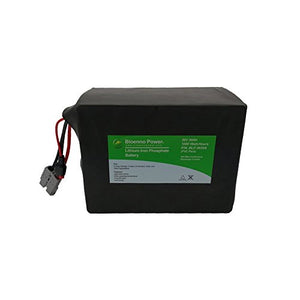 Bioenno Power 36V, 30Ah LFP Battery (PVC, BLF-3630V)