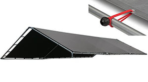 "20' x 40' Frame Standard Canopy Replacement Cover (Finished Dimension 19'6"" x 39'6"")"