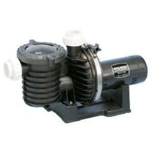 Pentair Sta-Rite P6RAA6F-216L Max-E-Pro Standard Efficiency Single Speed Up Rated Pool and Spa Pump, 1-3/4 HP, 230-Volt