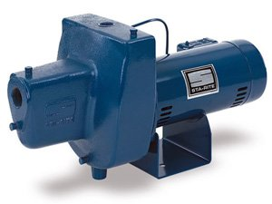 Pentair HND-L Jet Pump, 3/4 HP, 115/230-Volt