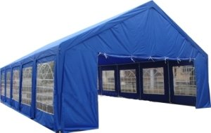 20' x 40' ft Outdoor Wedding Party Tent Gazebo Carport Shelter Garage Rental Blue