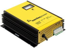SAMLEX SEC-1230UL, 12 VOLT, 30 AMP Battery Charger/UL listed