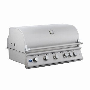 "OCI 40"" 5-burner Built-in Gas Grill Gas Type: Natural …"