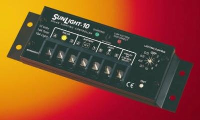 Morningstar Sunlight SL-20L-12V 20A Charge Controller