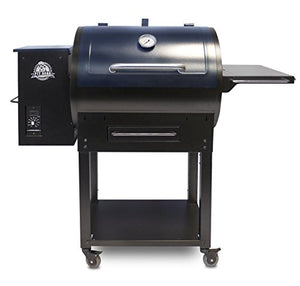 Pit Boss 72700S Pellet Grill with Upgraded Cart, 700 sq. in.
