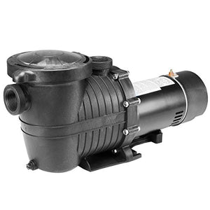 XtremepowerUS Energy Efficient Variable 2 Speed 1HP Inground Swimming Pool Pump