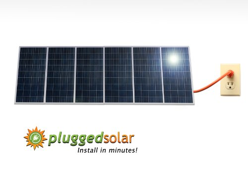 1500 Watt Solar Panels And Micro Grid Tie Inverter Simply
