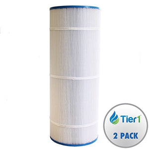 Tier1 Hayward C1200 Star-Clear Plus, Filbur FC-1293, Pleatco PA120, Unicel C-8412 Comparable Replacement Pool Filter Cartridge (2 Pack)