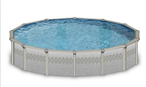 Ellipse 18x33 Oval Steel Wall Above Ground Pool Kit