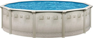 "18' Round Cornelius Millenium Above Ground Pool with 52"" Wall"