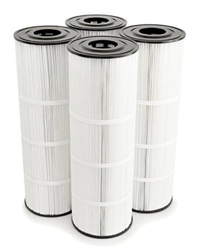 4PACK EXCEL FILTERS XLS-706 Pool Filter Superior Replacement for PENTAIR CLEAN CLEAR 520, C-7472, FC-1978, PCC130
