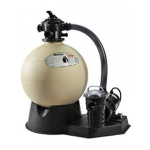 Pentair PNSD0040DE11X0 Sand Dollar Aboveground Filter System with Blow-Molded Tank, 1 HP