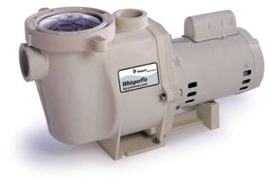 Pentair 011522 WhisperFlo High Performance Energy Efficient Two Speed Full Rated Pump, 1 1/2 Horsepower, 230 Volt, 1 Phase