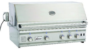 Summerset TRL Series Built-In Gas Grill, 38-Inch, Propane