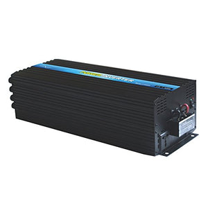 NIMTEK MM5000 Pure Sine Wave Off-grid Inverter, Solar Inverter 5000 Watt 24 Volt DC To 220 Volt AC