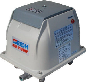 Secoh EL-100-UL - Septic Air Pump