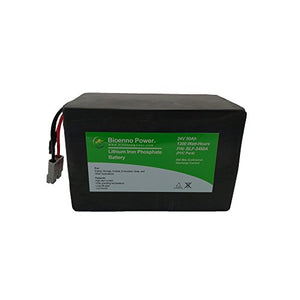 Bioenno Power 24V, 50Ah LFP Battery (PVC, BLF-2450W)
