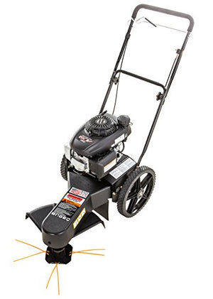 Swisher 4.4HP Honda Self Propelled String Trimmer, Black