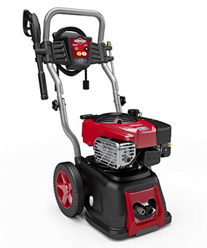 Briggs & Stratton 20592 2.7-GPM 3000-PSI Gas Pressure Washer with 875-Series OHV 190cc Engine, Full Steel Frame and Quiet Automatic Throttle Control