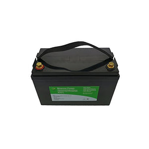 Bioenno Power 24V, 50Ah LFP Battery (ABS, BLF-2450T)