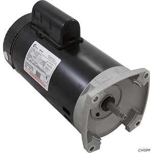 A. O. Smith Motor, Century/WW, 2hp, 115/230v, 1-Spd, 56Fr, SQFL, Up Rate