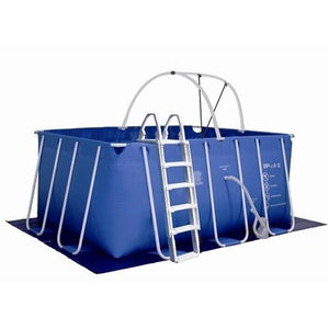 iPool 2 Resistance Swimming Pool, Blue
