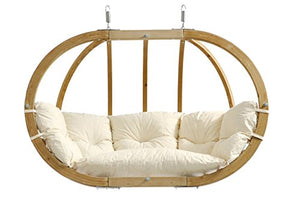 Byer of Maine Globo Royal Chair, Hanging Chair by (Natural Agora)