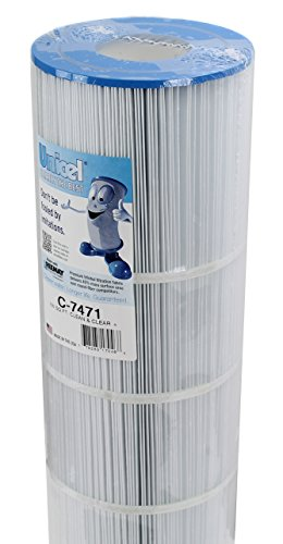 Unicel C-7471-4 Replacement Filter Cartridge (4 Pack)
