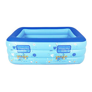 King family children's inflatable pool/pool 26017555cm