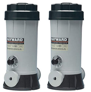 Hayward CL220 Off-line Automatic Chemical Feeder (Pack of 2)