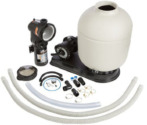 Hayward S210T932S ProSeries 21-Inch Dual-Speed 1.5 HP Sand Filter System