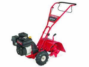 Troy-Bilt Bronco 208cc Powermore Counter Rotating Gas Powered Rear Tine Tiller