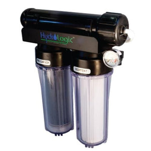 Hydro-Logic Stealth Reverse Osmosis 300 with Upgraded KDF Carbon Filter