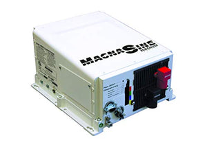 Magnum Dimensions MS2812-G Pure Sine Wave Inverter Charger 12VDC 2800W GFCI