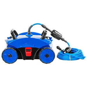 9TRADING Robotic Rover Above/in Ground Swimming Pool Vacuum Cleaner Pool Robot Cleaner